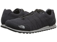 The North Face Hedgehog Mountain Sneaker Canvas Tnf Black Griffin Grey Men's Shoes