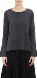Co Trapeze Sweater Grey
