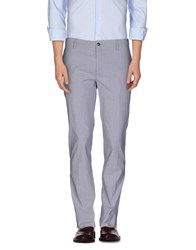 Gold Case By Rocco Fraioli Trousers Casual Trousers Men Blue