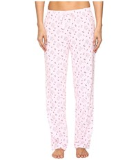 Jockey Printed Long Pants When Pigs Fly Women's Pajama Pink
