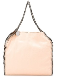 Stella Mccartney 'Falabella' Tote Pink And Purple