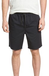 Rvca Men's Dayshift Drawstring Shorts Pirate Black