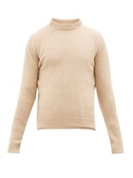 Connolly Isy Camel Hair Knit Sweater Camel