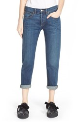 Women's Marc By Marc Jacobs Slim Crop Boyfriend Jeans Vintage Blue