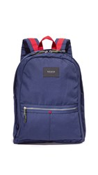 State Bedford Backpack Navy Red