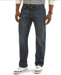 Nautica Relaxed Fit Denim Jeans Blue