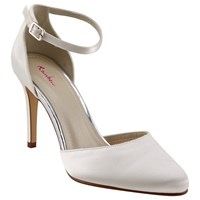 Rainbow Club Carly Court Shoes Ivory
