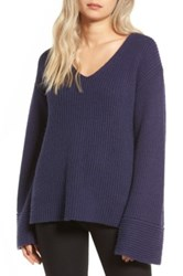Finders Keepers Frederick Sweater Blue