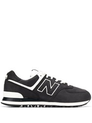 Junya Watanabe Man X New Balance 574 Sneakers Black