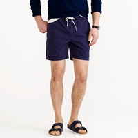 J.Crew Dock Short In Garment Dyed Chino