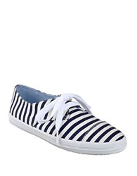 Tommy Hilfiger Tillie Lace Up Sneakers Navy Blue