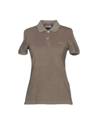Allegri Polo Shirts Khaki