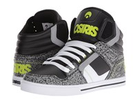 Osiris Clone Black Lime Elephant Men's Skate Shoes