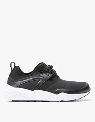 Puma Blaze Of Glory Nu X Stampd Black White
