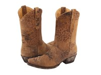 Old Gringo Leopartido 10 Ocre Viejo Cowboy Boots Brown