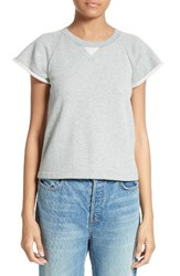 Alexander Wang Women's T By French Terry Top
