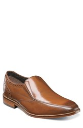 Men's Florsheim 'Castellano' Venetian Loafer Saddle Tan Leather