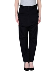 Vivienne Westwood Anglomania Casual Pants Black