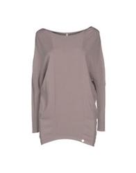 Fly Girl Sweaters Dove Grey