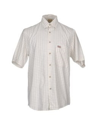 Dickies Shirts White