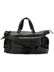 Diesel Miss Match M Satchel Black