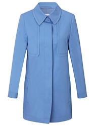 John Lewis Short Clean Mac Regatta Blue