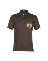 Altea Dal 1973 Polo Shirts Military Green