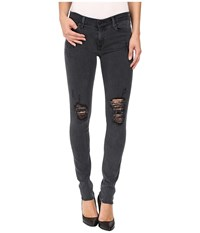 Hudson Krista Super Skinny In Eclipse Eclipse Women's Jeans Olive