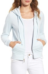 Juicy Couture Women's Robertson Velour Hoodie