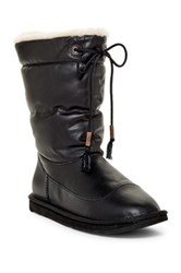 Australia Luxe Collective Earth Genuine Shearling Lined Boot Black