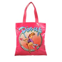 Jeremy Scott Pin Up Tote Bag