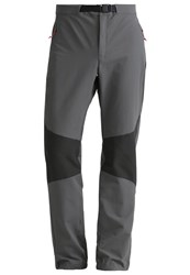 Salomon Wayfarer Trousers Galet Grey Black
