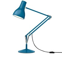 Anglepoise Type 75 Desk Lamp 'Margaret Howell' Blue