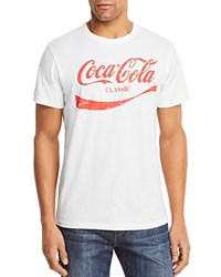 Chaser Coca Cola Graphic Tee 100 Exclusive White