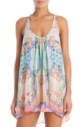 In Bloom By Jonquil Women's Print Chemise