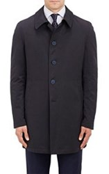 Sartorio Down Filled Fayal Coat Blue