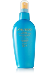 Shiseido Ultimate Sun Protection Spray Spf50 150Ml