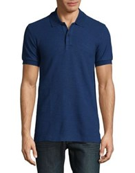 Brooks Brothers Knit Polo Navy