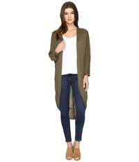 Lamade Marianna Cardigan Olive Night Women's Sweater Green