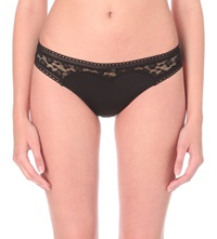 Passionata Sexy Fashion String Thong Black