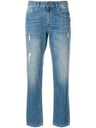 Ash Tapered Jeans Blue