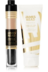 James Read Party All Night Kit Wash Off Tan And Sparkle And Glow Dust One Size