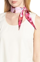 Ted Baker London Mini Serenity Skinny Scarf Pale Pink