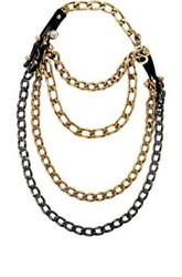 Lanvin Women's Multi Chain Necklace No Color