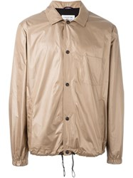 Libertine Libertine 'Vinyl' Jacket Nude And Neutrals