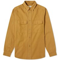 A Kind Of Guise Chambers Shirt Brown