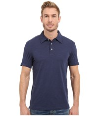 Mod O Doc Zuma Short Sleeve Polo New Navy Men's Clothing