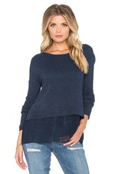 Charli Vanessa Sweater Blue