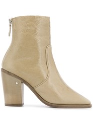 Laurence Dacade Nerdi Boots Nude And Neutrals