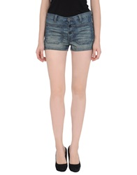Denim And Supply Ralph Lauren Denim Shorts Blue
